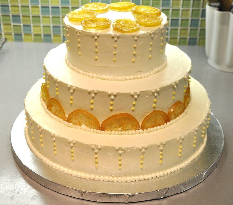 Candied Lemons | W & W Weddings